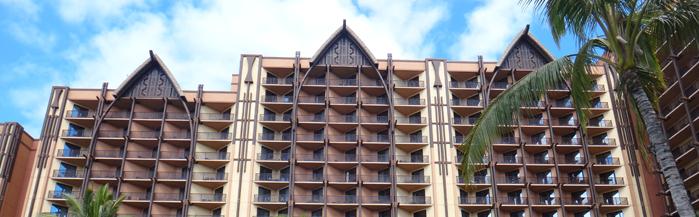 ディズニー・アウラニ Disney Resort & Spa (オアフ島)